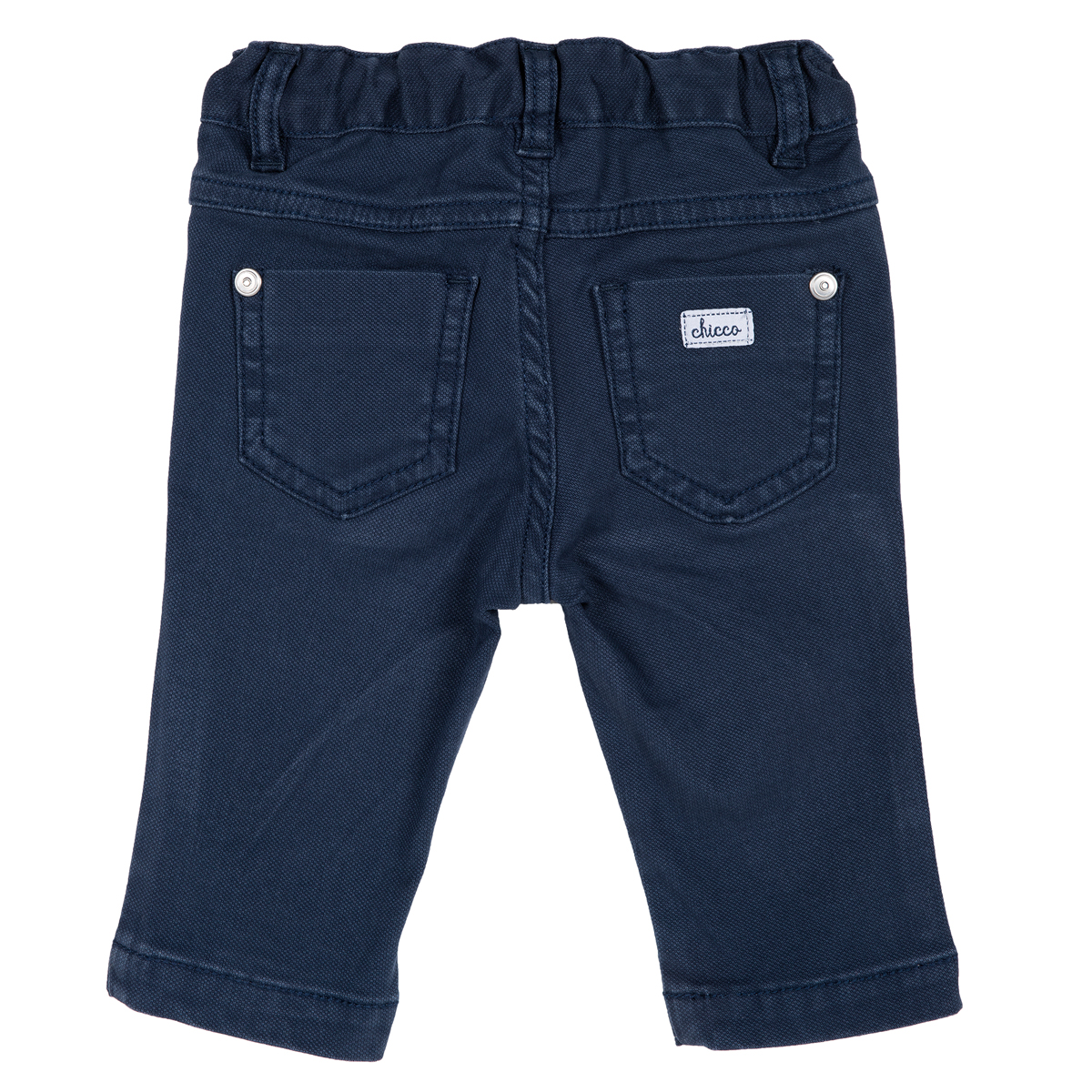 Chicco Pantalon lung Chicco albastru inchis 74
