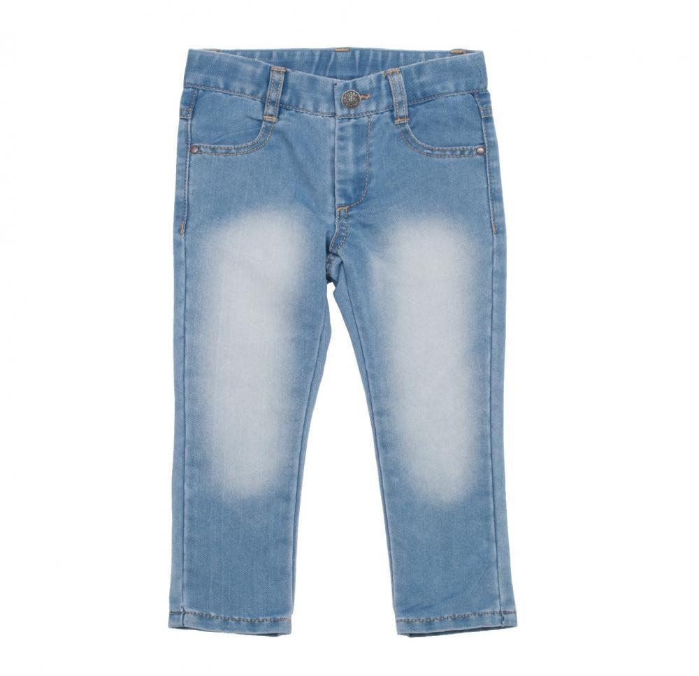 Pantalon lung Chicco, albastru pal, 24281
