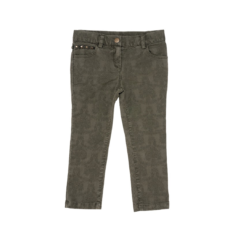 Pantalon lung Chicco, fete