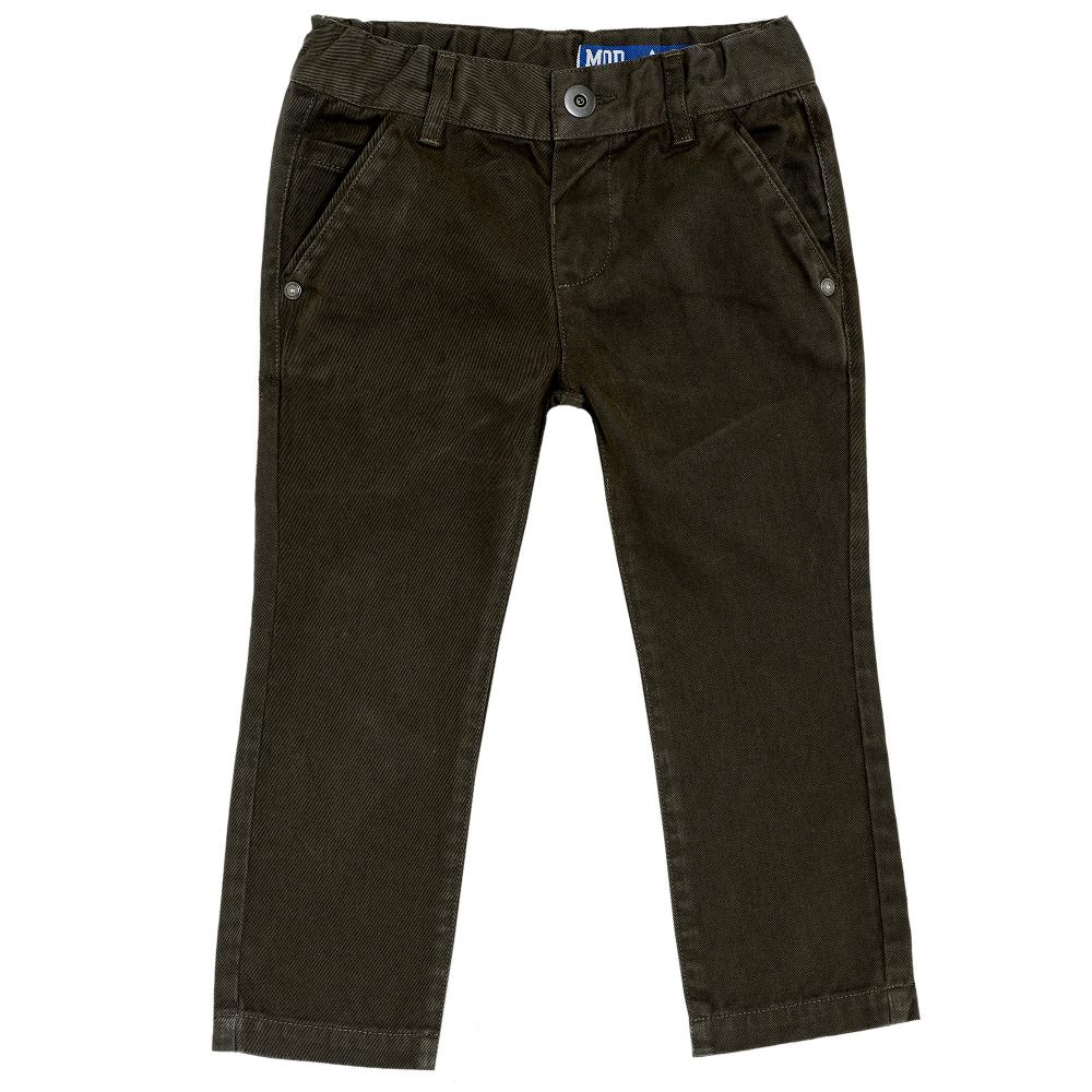 Chicco Pantalon lung Chicco verde 98