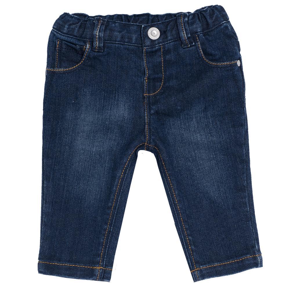 Pantalon lung copii Chicco, albastru, 24329