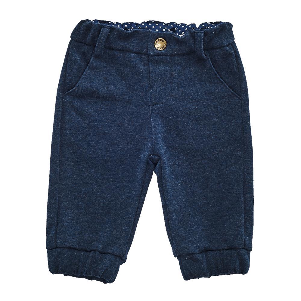 Pantalon lung copii Chicco, albastru, 24519