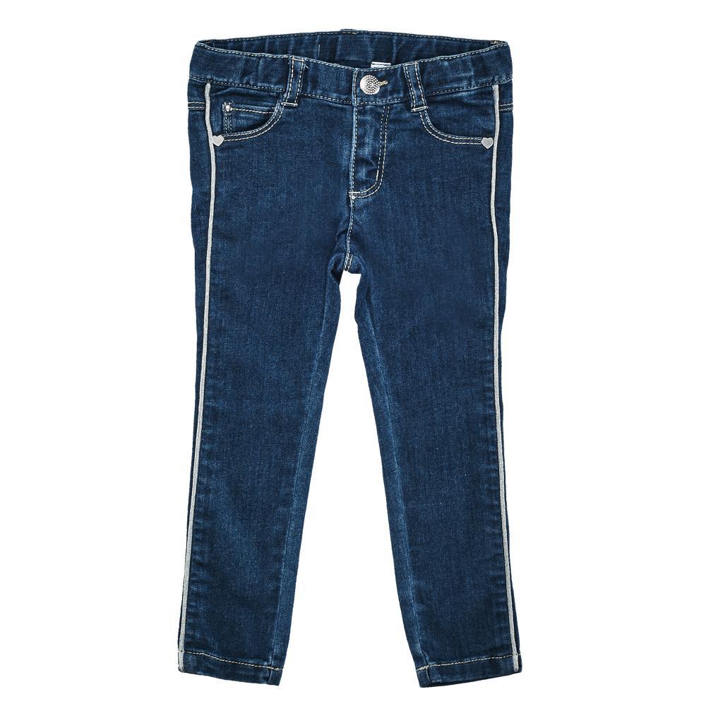 Pantalon lung copii Chicco, albastru, 24578