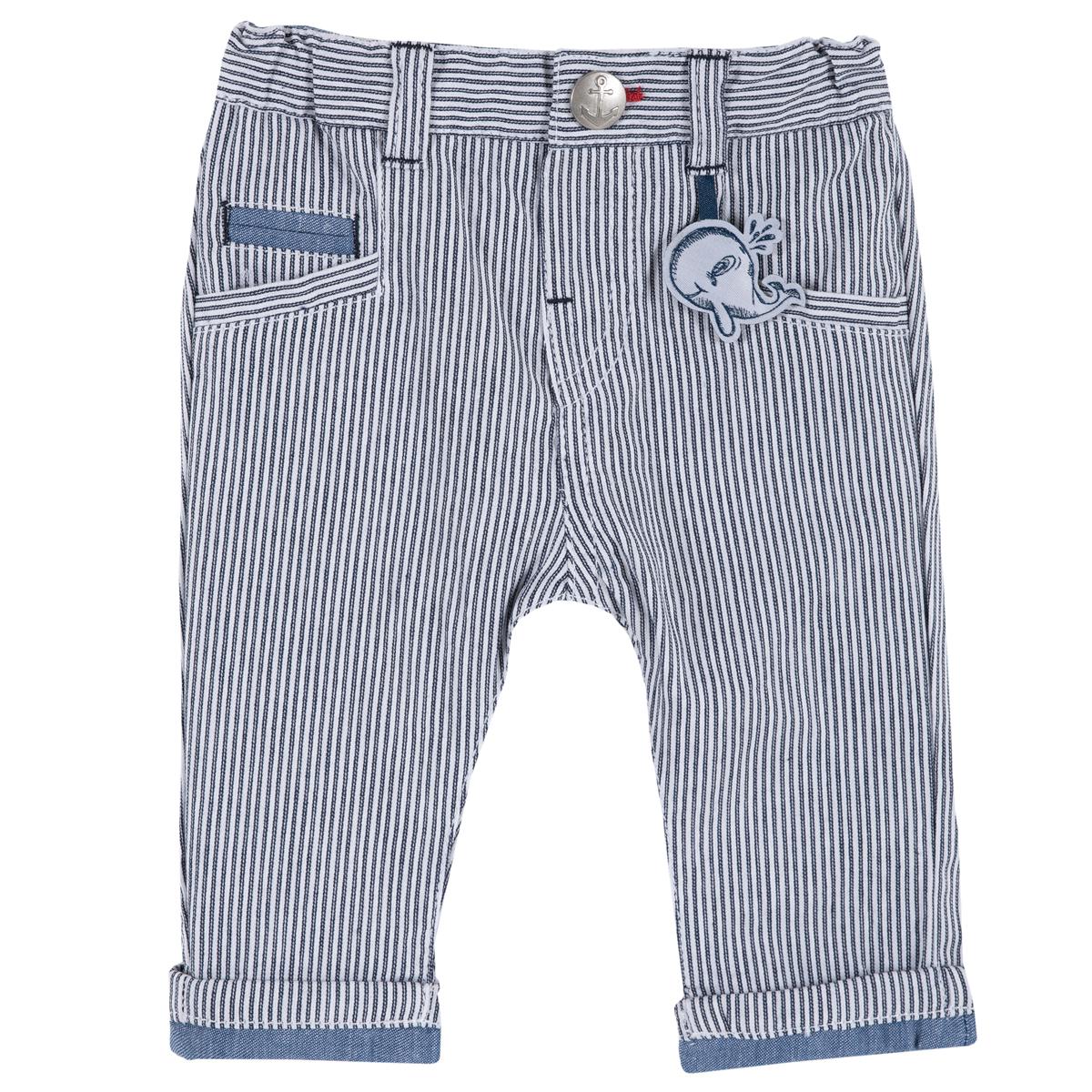 Pantalon lung copii Chicco, mansete si breloc, 24970