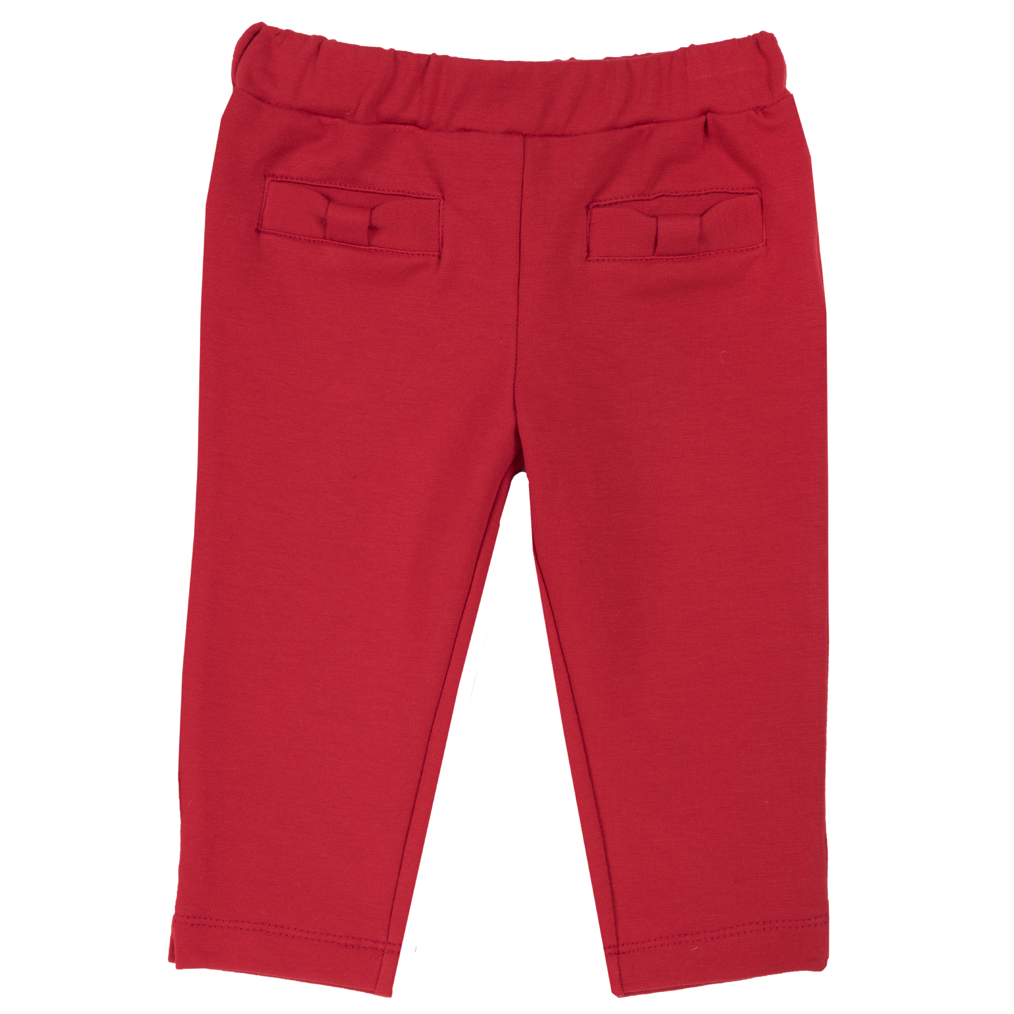 Pantalon lung copii Chicco, rosu, 24930 din categoria Pantaloni copii