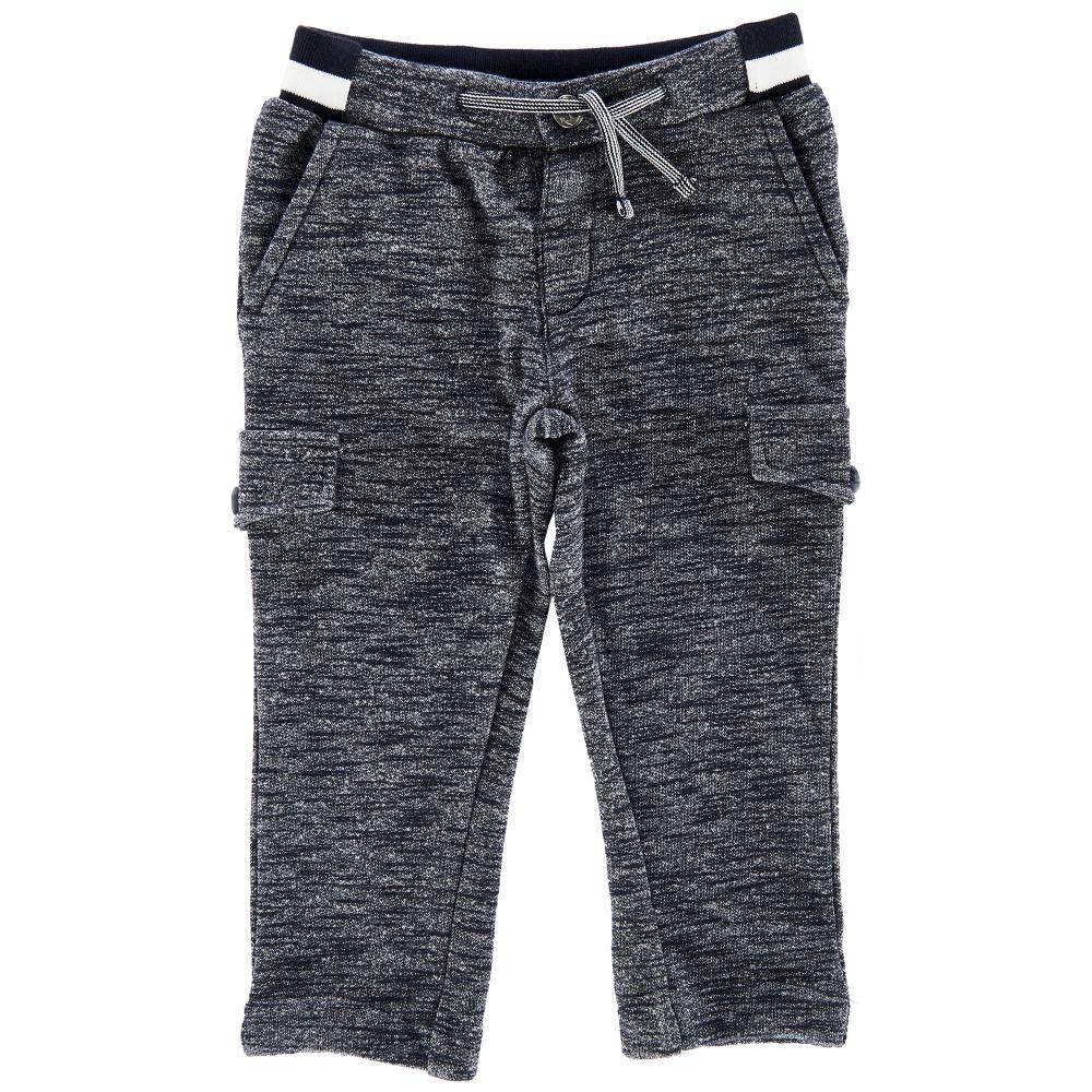 Pantalon lung sport copii Chicco, albastru inchis