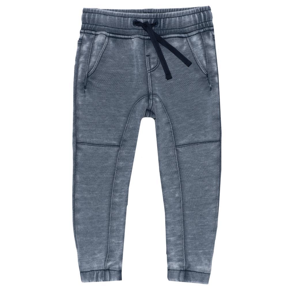 Pantalon pentru copii Chicco, albastru