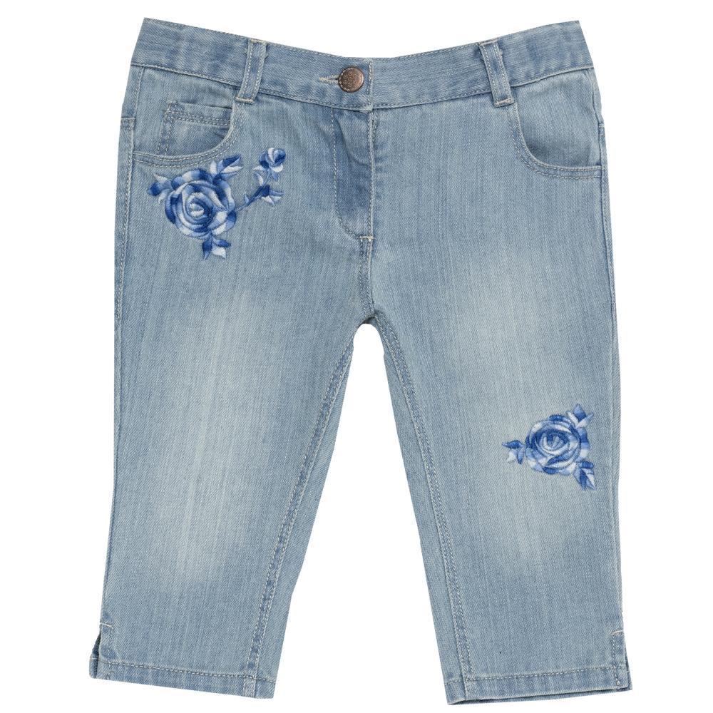 Pantalon lung fete, Chicco, albastru, 24515