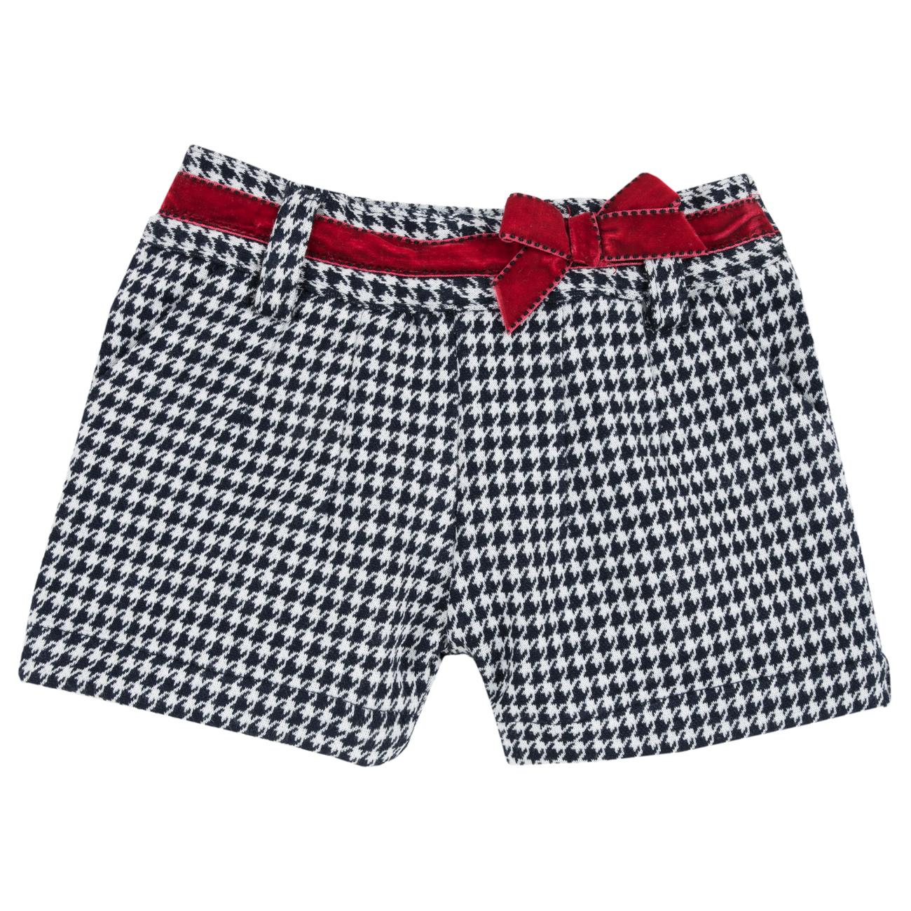 Pantaloni copii Chicco, alb