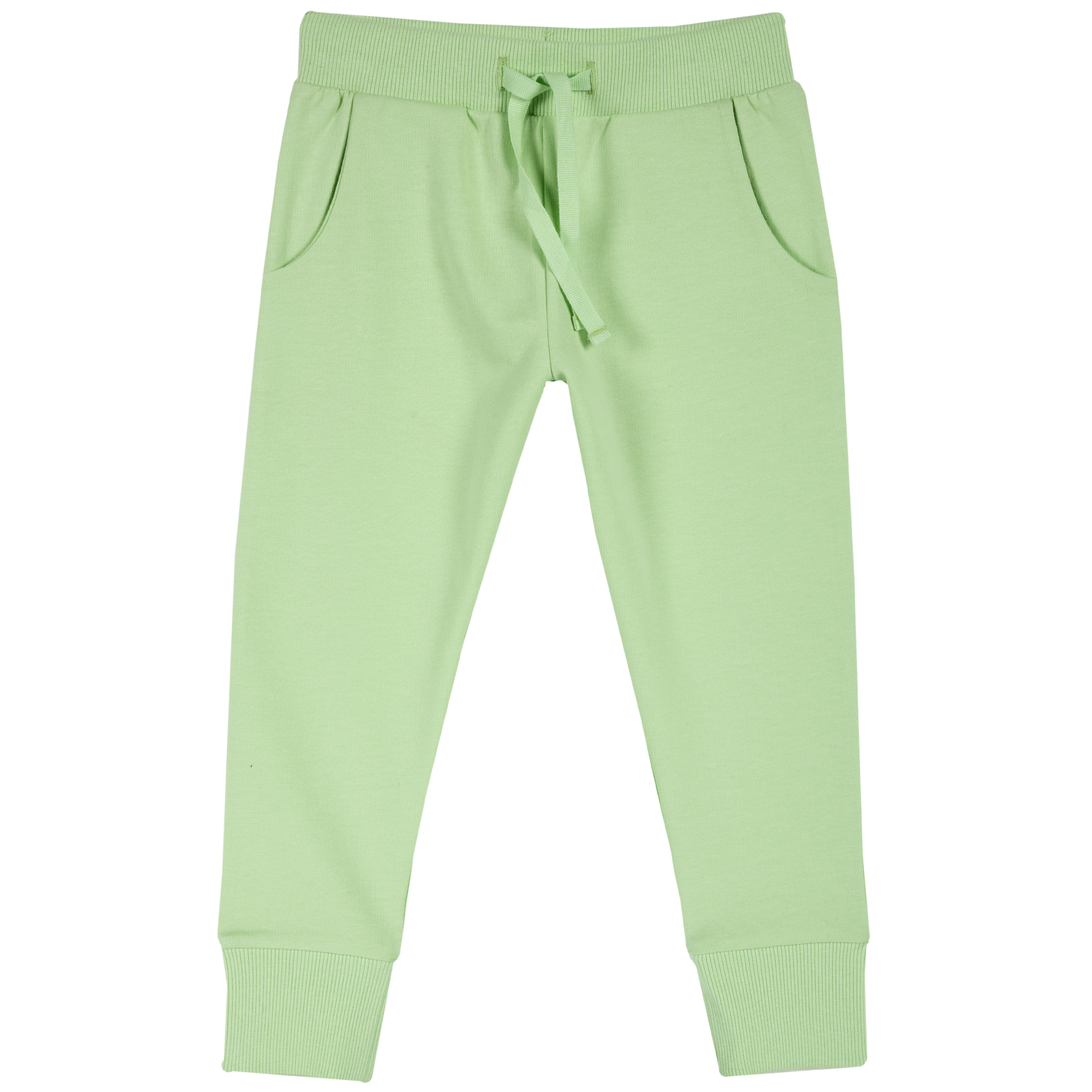 Pantalon trening copii Chicco, manseta elastica, verde, 24932 din categoria Pantaloni copii