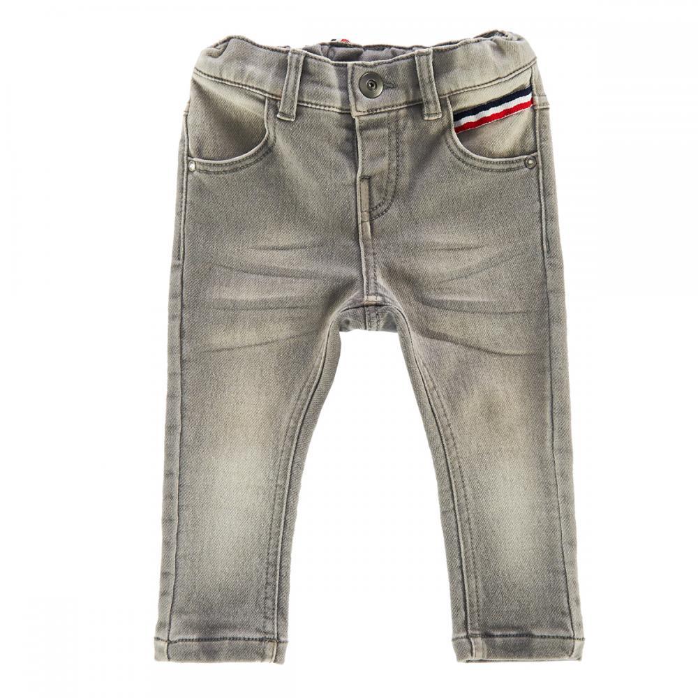Pantaloni copii Chicco, gri
