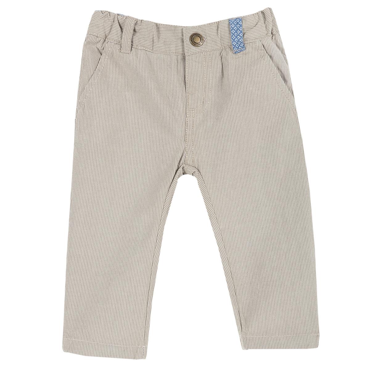 Chicco Pantalon lung copii Chicco maro 104