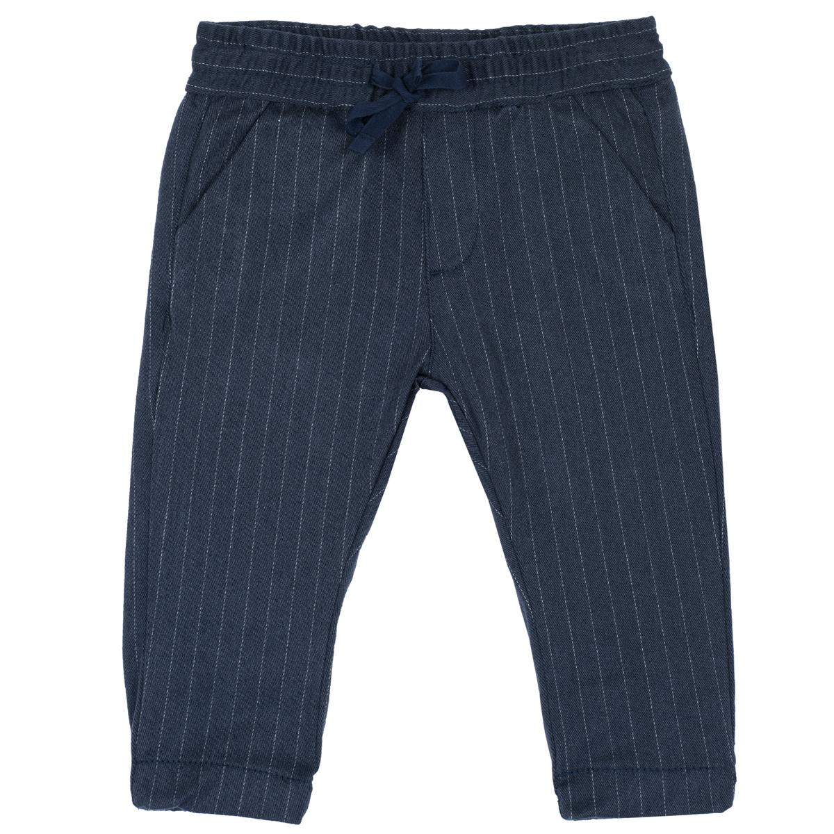 Pantalon lung copii Chicco, albastru inchis, 08027 din categoria Pantaloni copii
