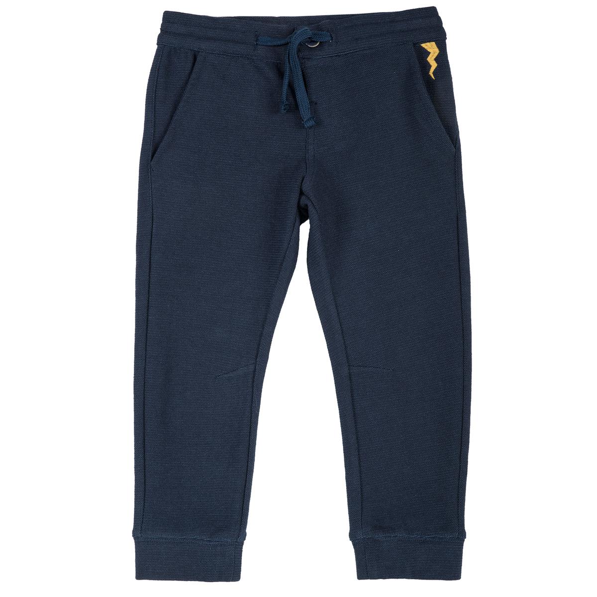 Pantalon lung copii Chicco, albastru inchis, 24947