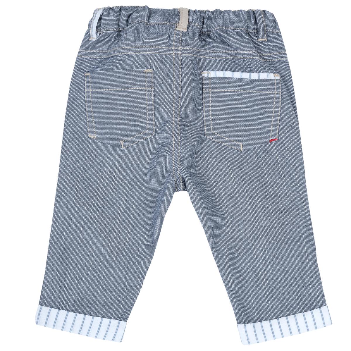 Pantaloni lungi copii Chicco albastru