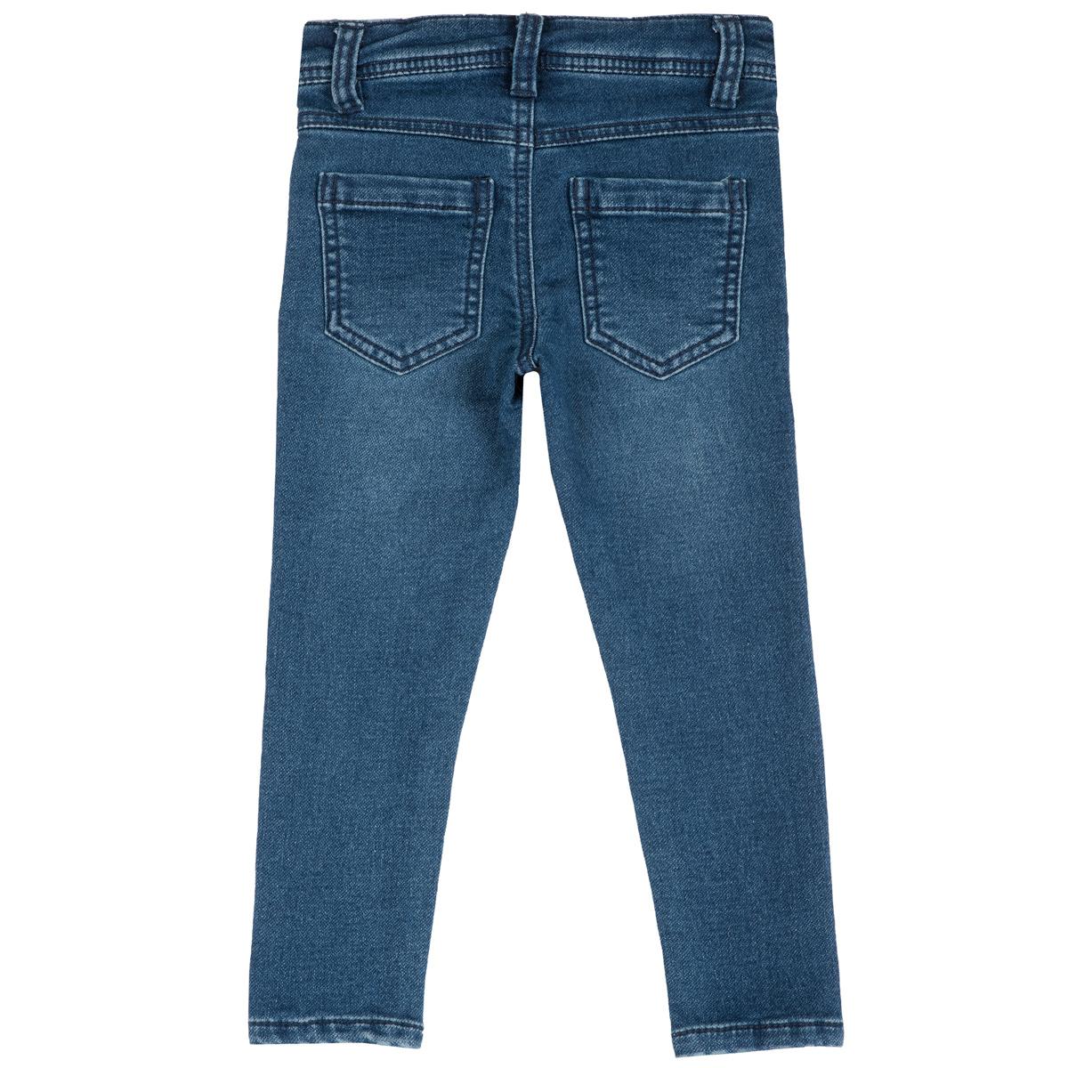 Pantaloni lungi copii Chicco, regular fit, denim, 08085 din categoria Pantaloni copii