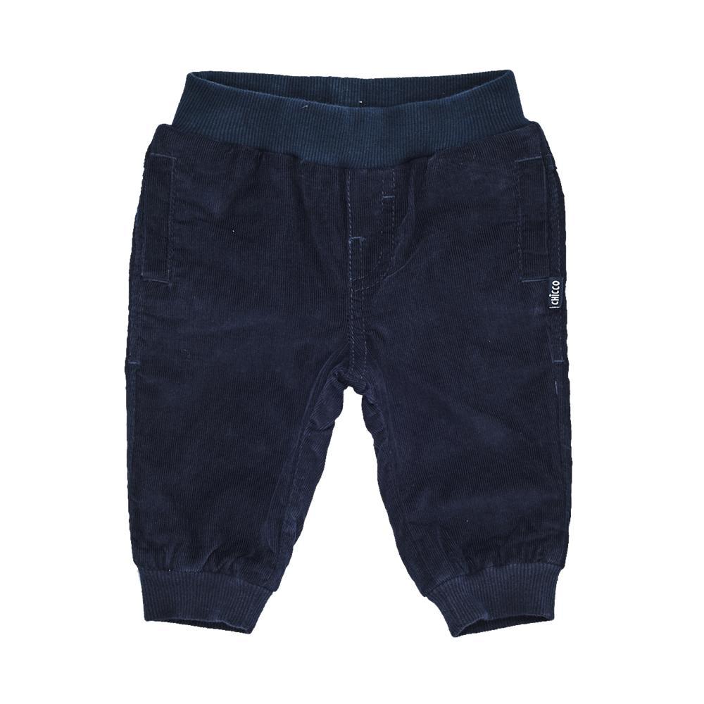 Pantaloni lungi copii Chicco, albastru