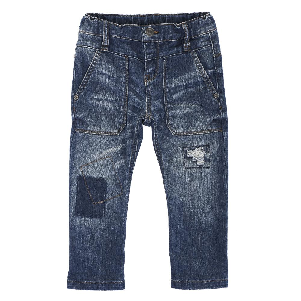 Chicco Pantaloni lungi copii Chicco denim/jeans 128