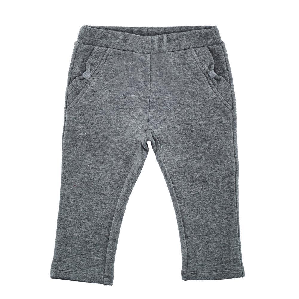 Pantaloni lungi copii Chicco gri 80