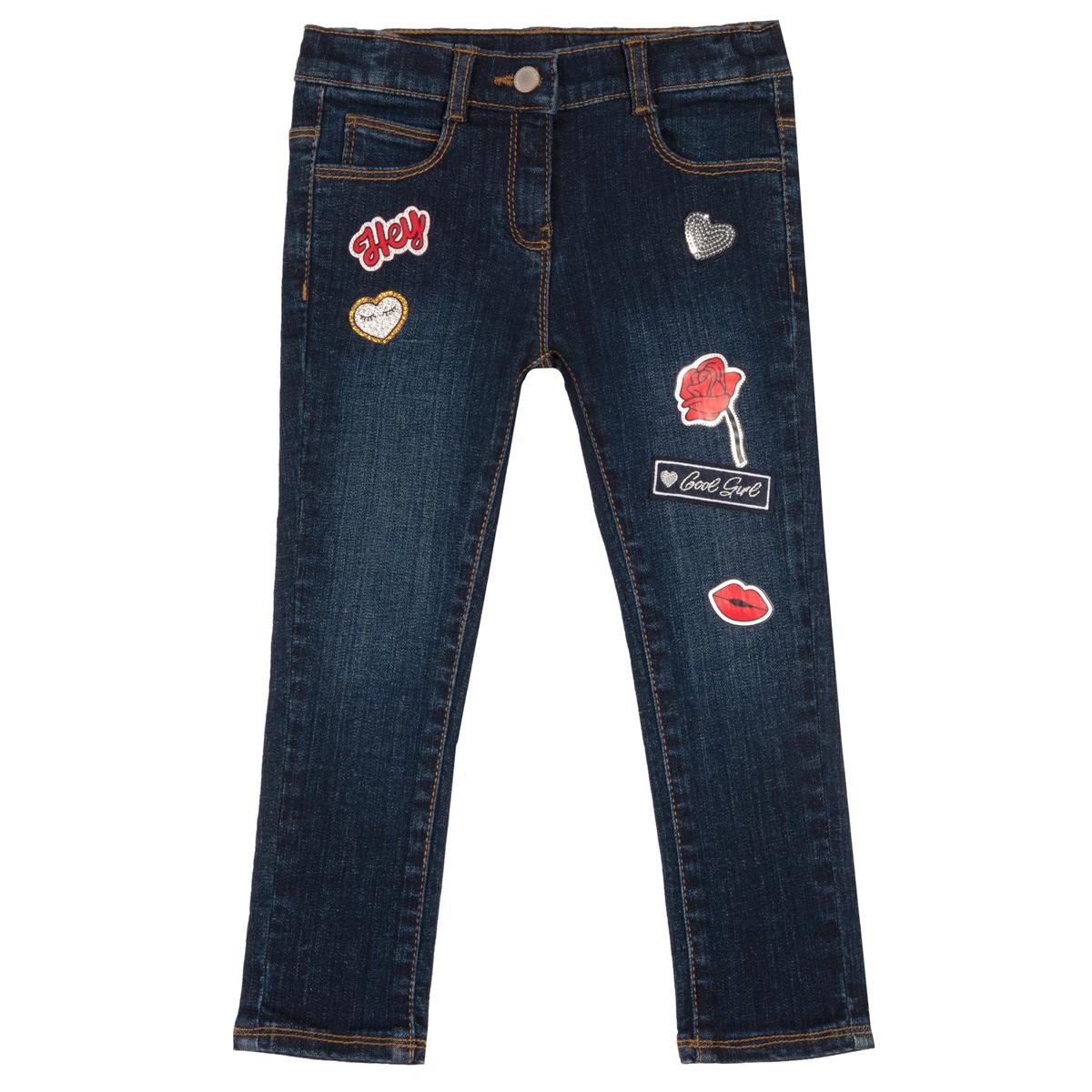Pantalon Lung Copii Chicco, Albastru, 08362 imagine