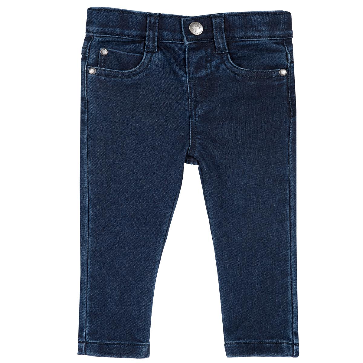 Pantaloni lungi copii Chicco, denim elastic, 08041
