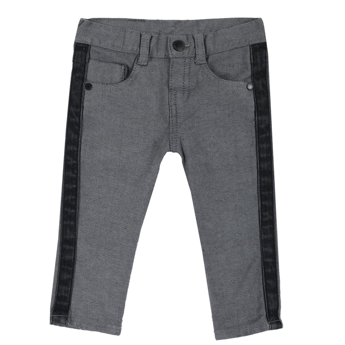 Pantalon Lung Copii Chicco, Gri, 08016