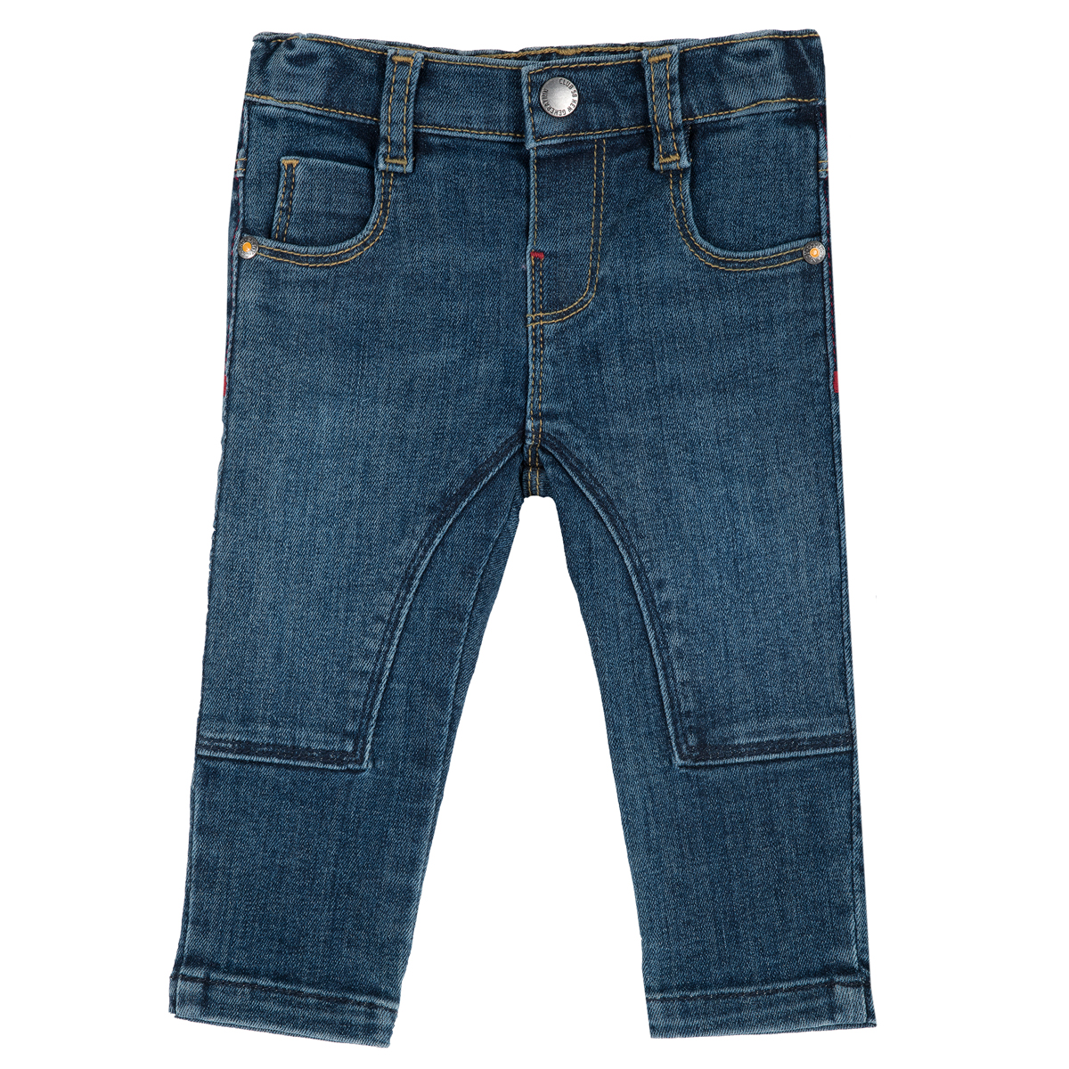 PANTALONI LUNGI DENIM STRETCH, 92 din categoria Pantaloni copii
