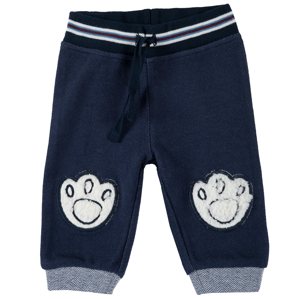 Pantaloni lungi sport copii Chicco, manseta elastica, 08021 din categoria Pantaloni copii