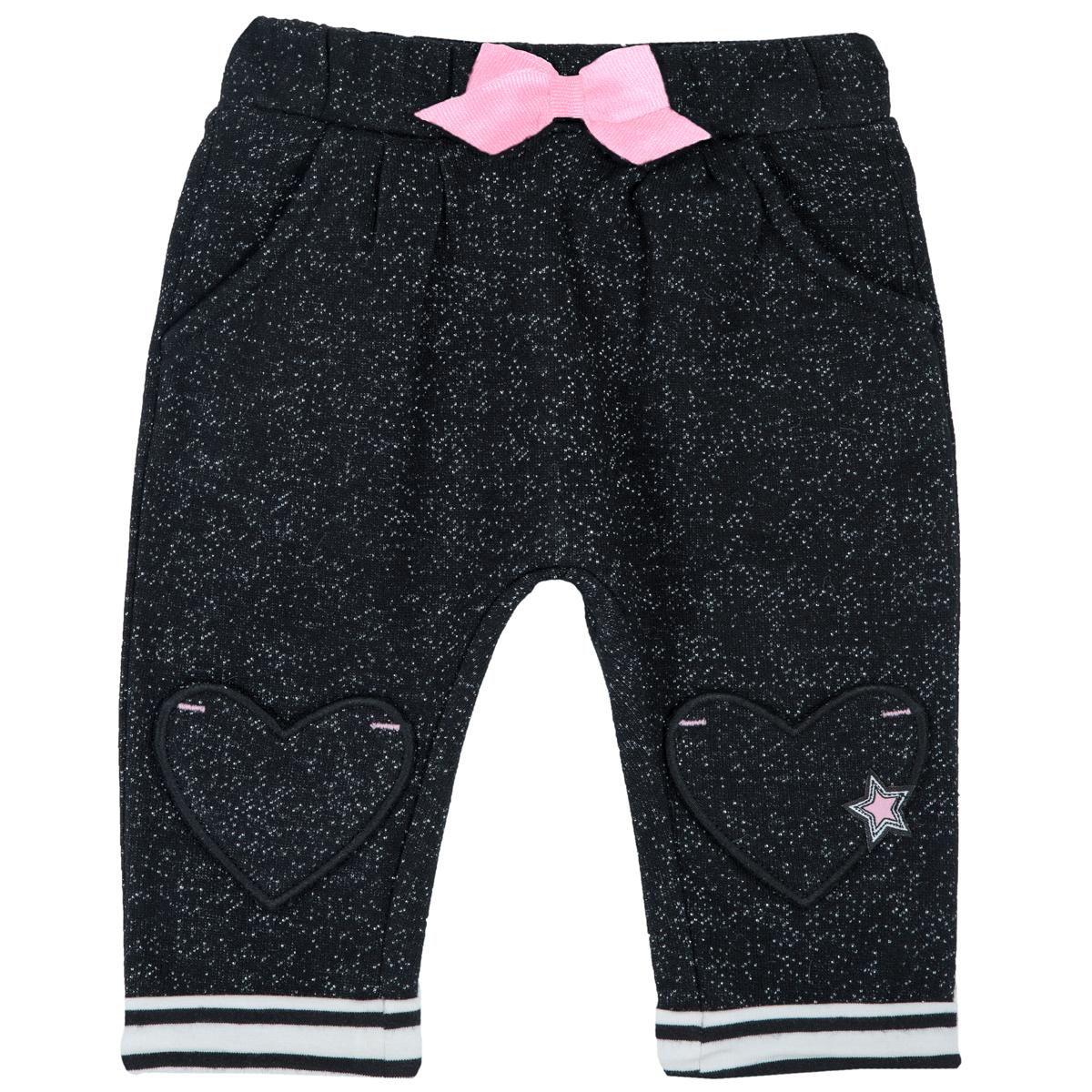 Pantaloni lungi sport copii Chicco, fundita roz, 24996