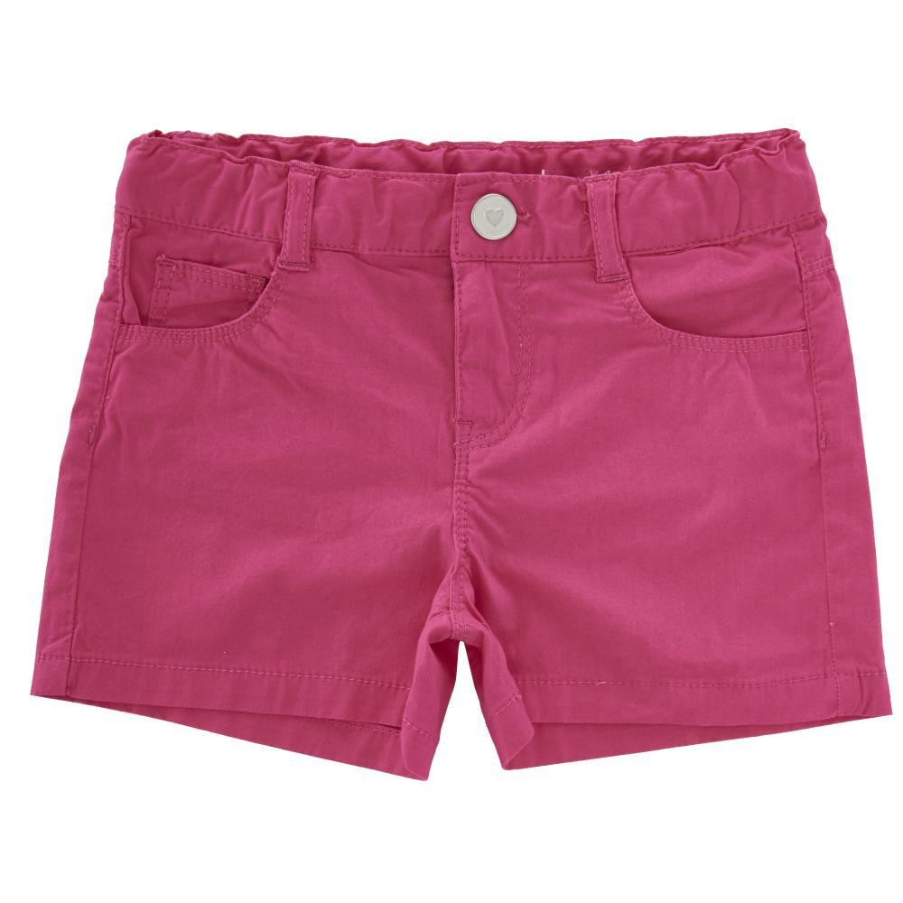 Pantaloni scurti, copii Chicco, roz din categoria Pantaloni copii