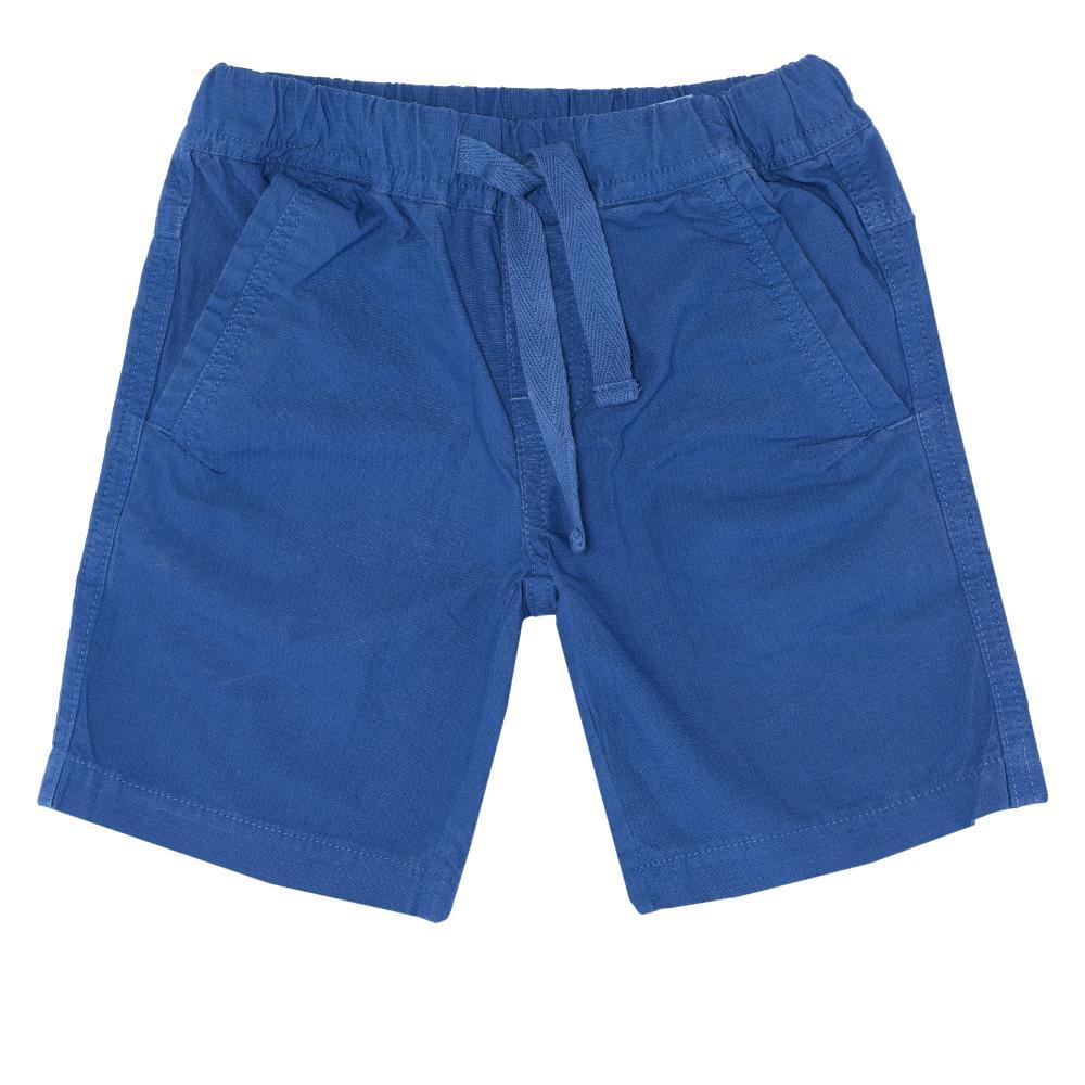 Pantaloni scurti copii, Chicco, baieti, albastru din categoria Pantaloni copii