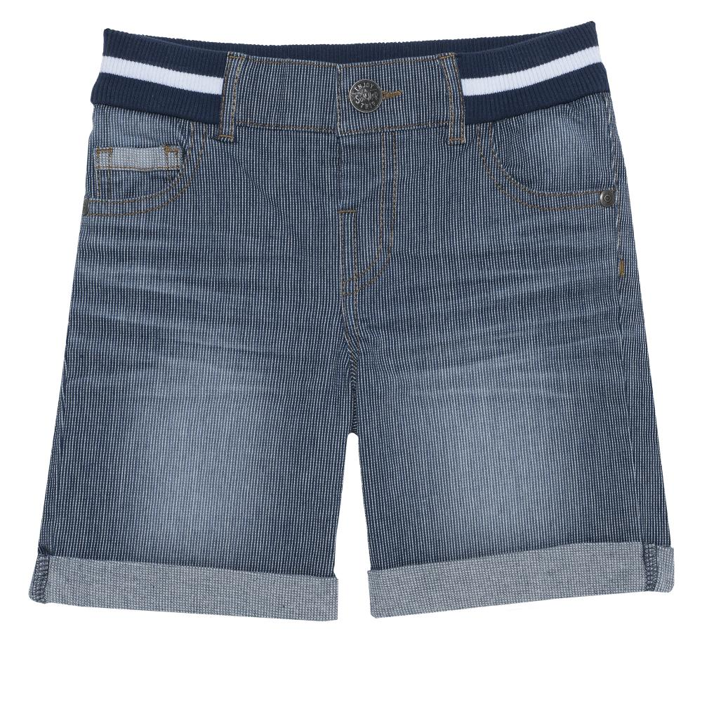 Pantaloni scurti copii Chicco, albastru din categoria Pantaloni copii