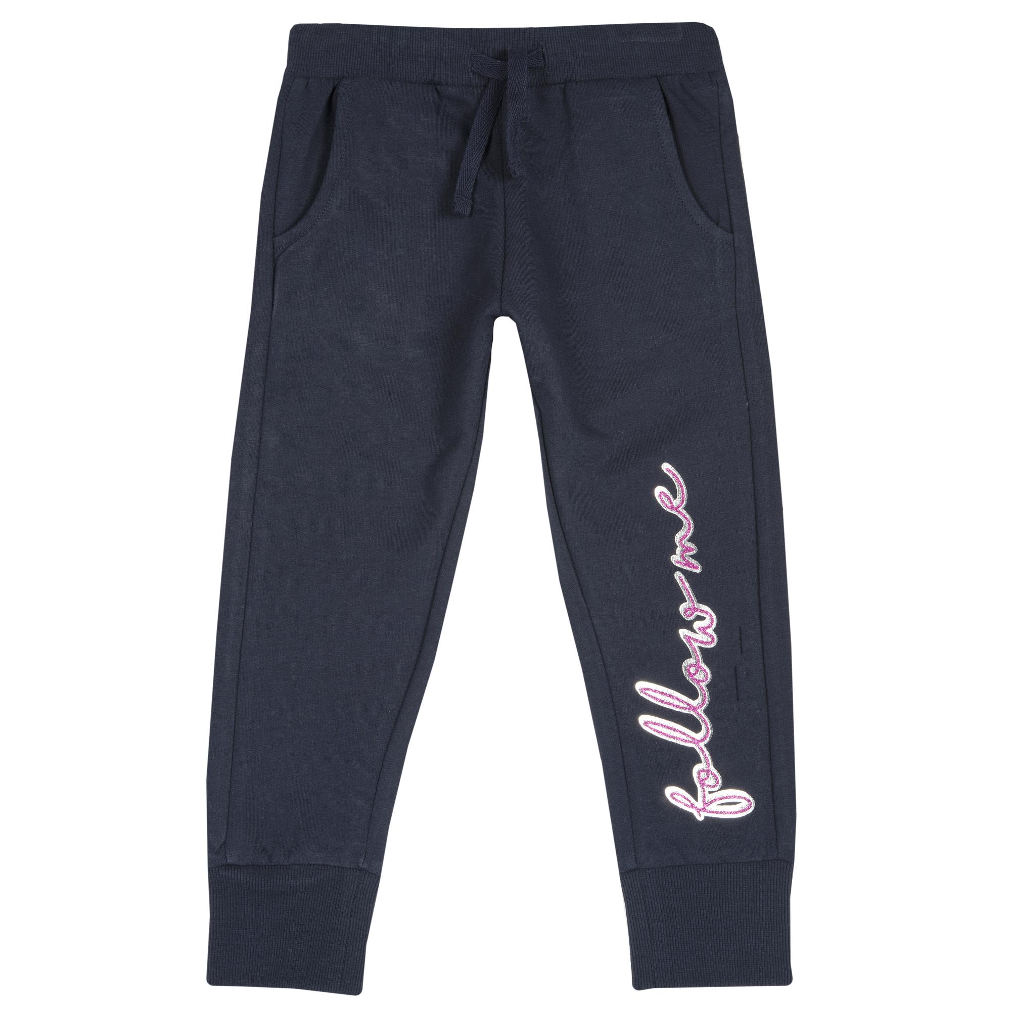 Pantalon sport copii Chicco albastru