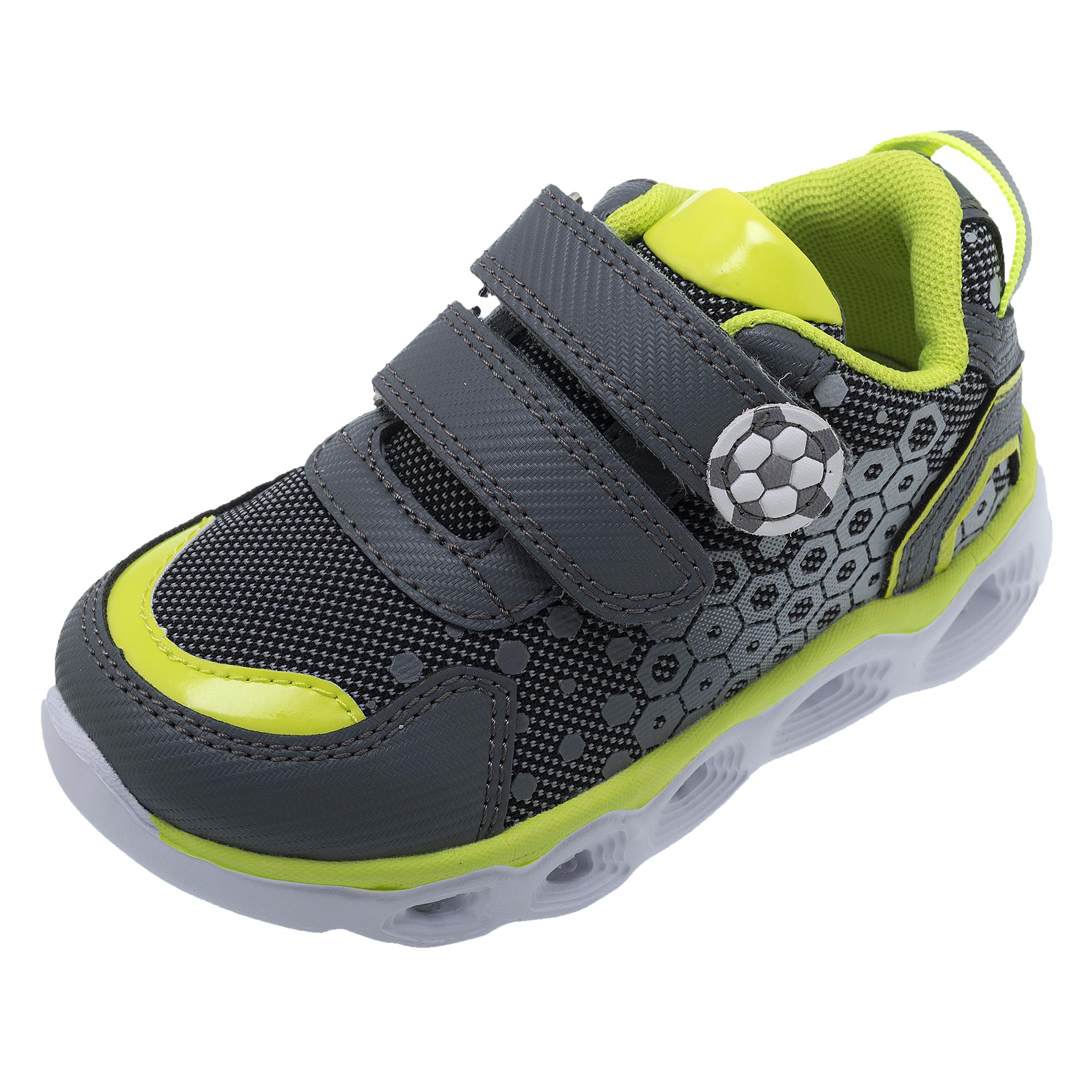Pantof Sport Copii Chicco Capitol, Gri Inchis, 64471 imagine