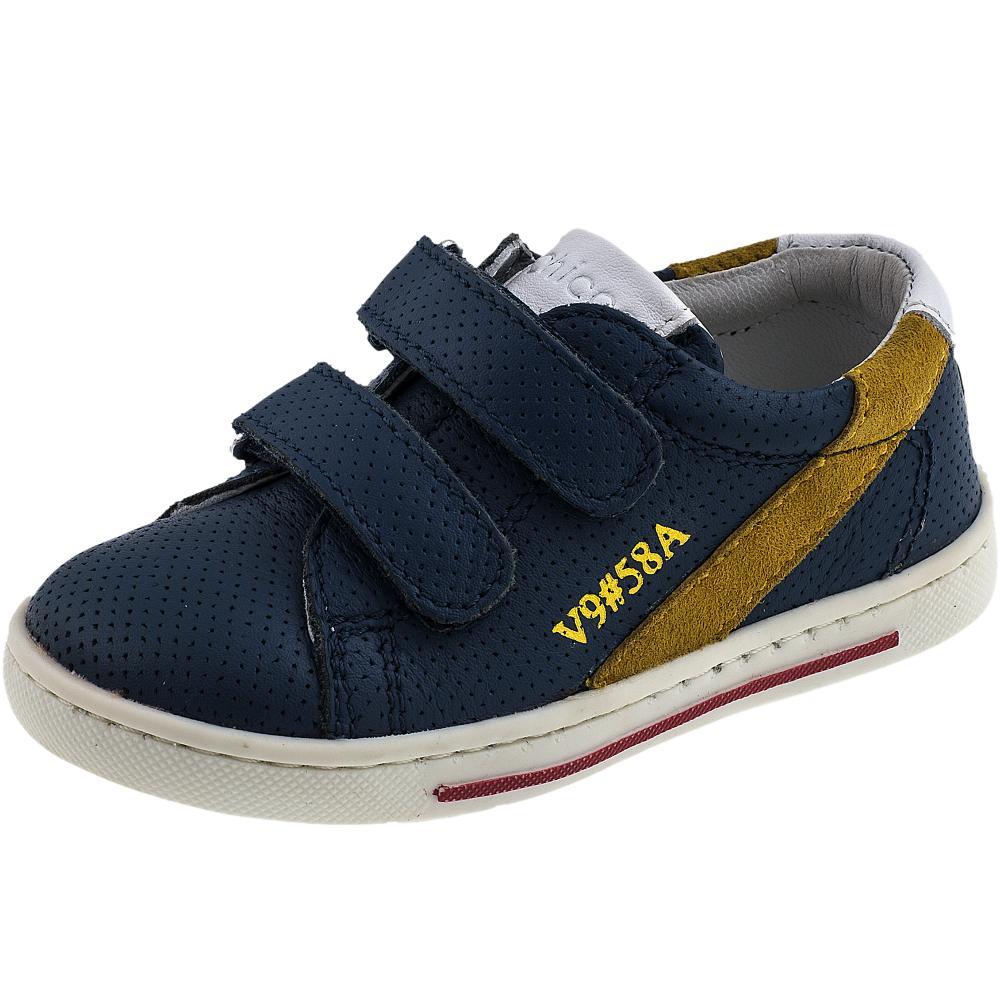 Tenisi copii Chicco, baieti, bleumarin, 57525 din categoria Pantofi sport copii