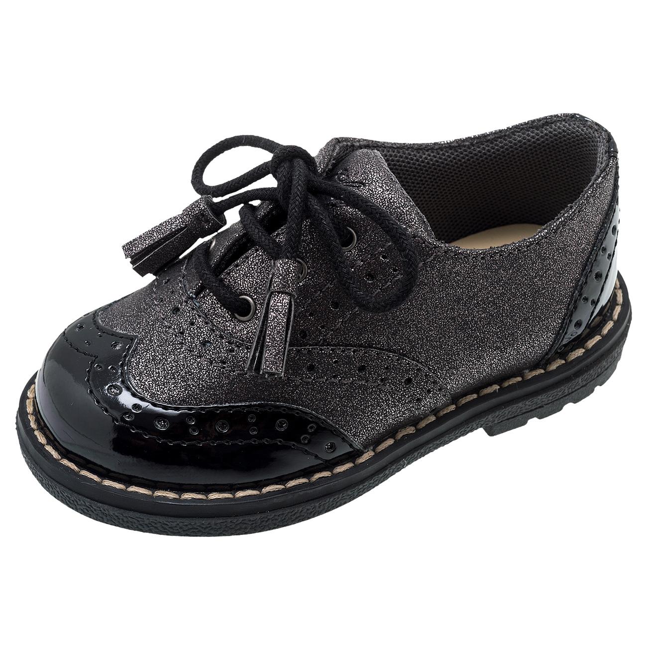 Pantofi copii Chicco, negru