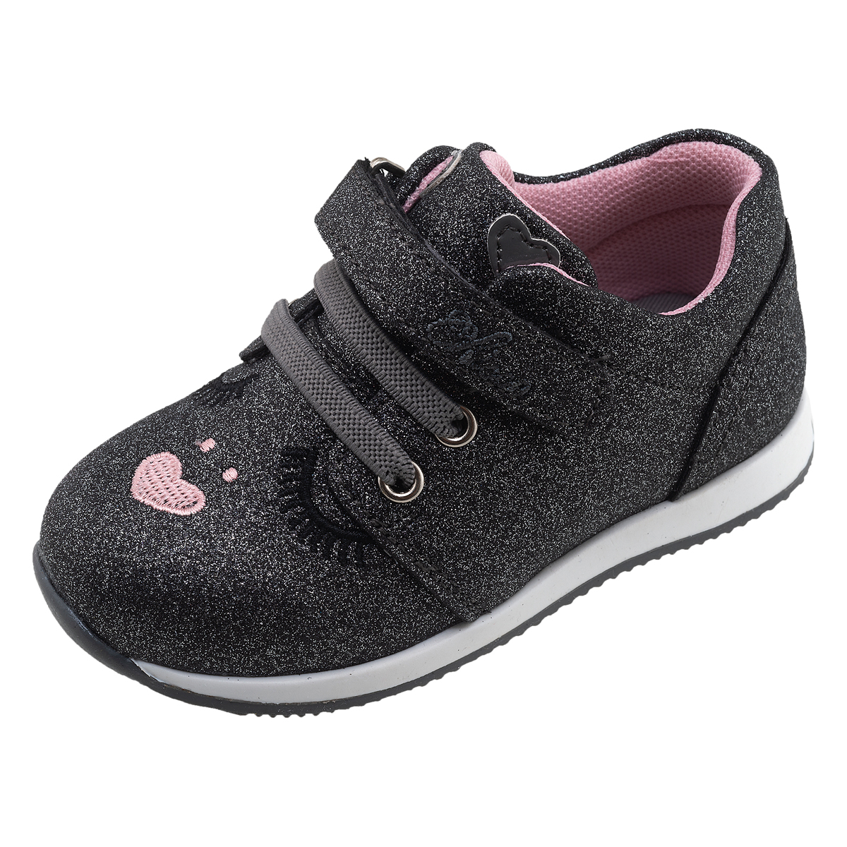 Pantofi Copii Chicco Fulvia, Gri Inchis, 64366 imagine