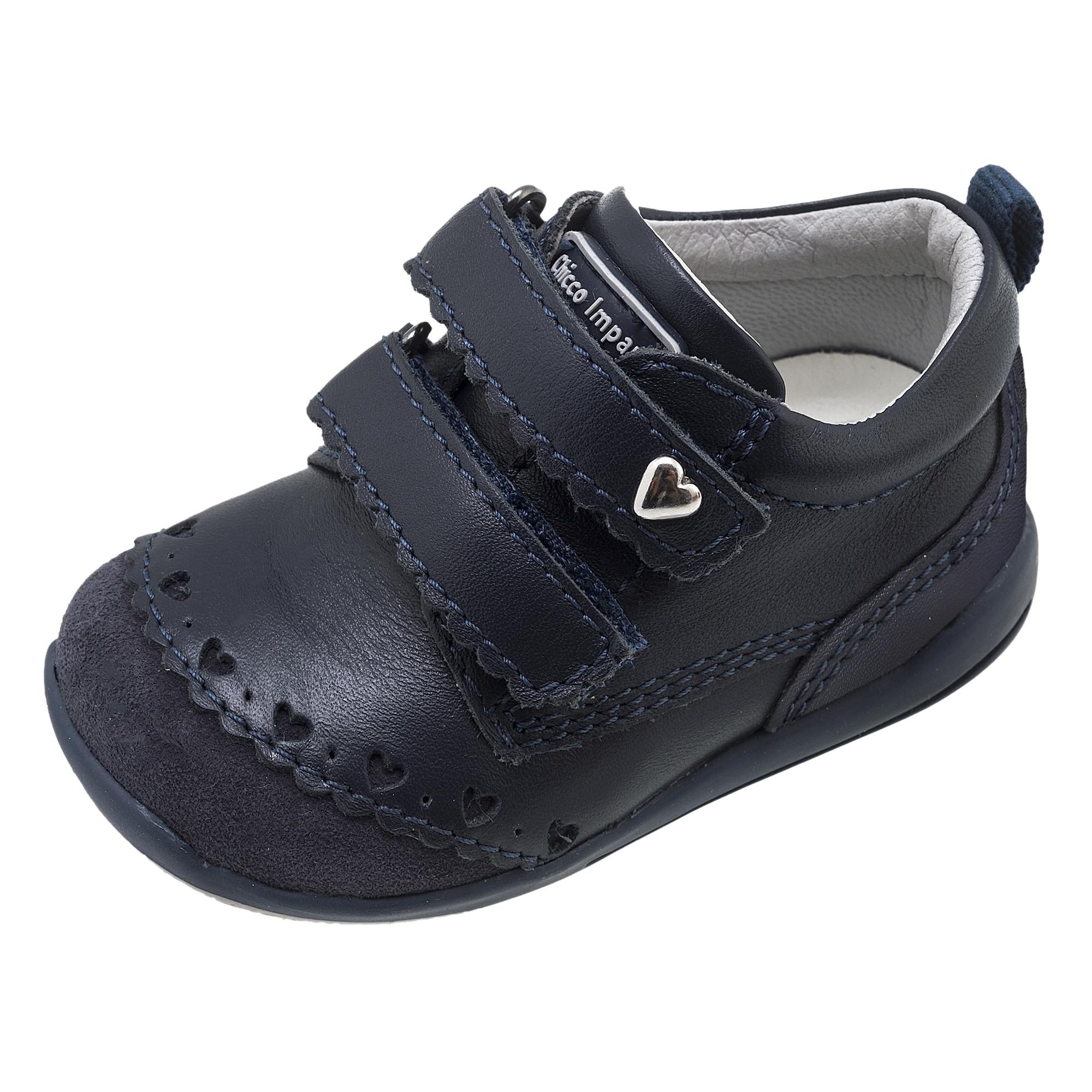 Pantof copii Chicco, bleumarin