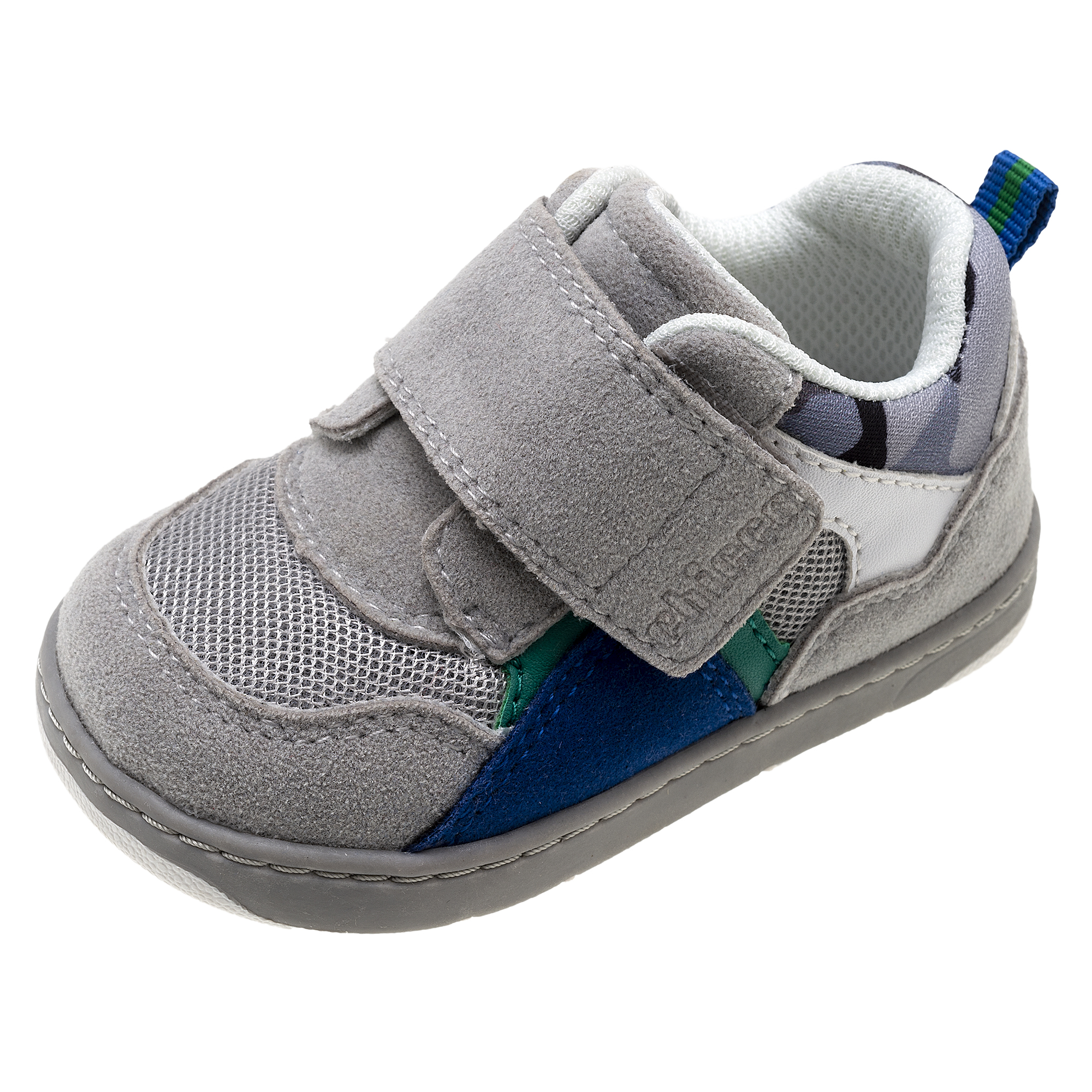 Pantof Sport Copii Chicco Guanito, Gri Inchis, 61504 imagine