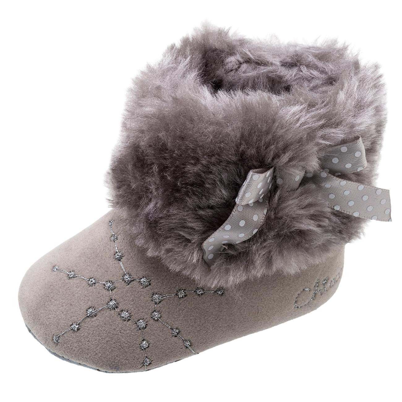 Pantofi copii Chicco gri 15