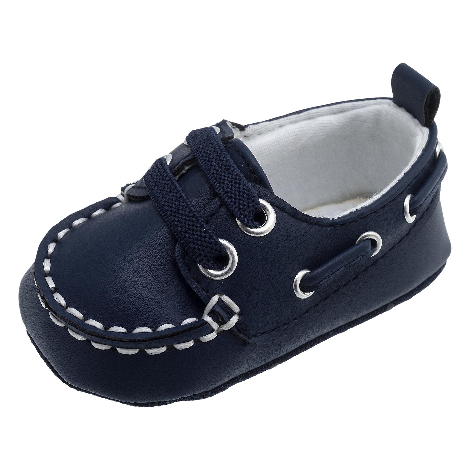 Pantofi Copii Chicco Orman Din Piele Nappa, Albastru, 63115 imagine