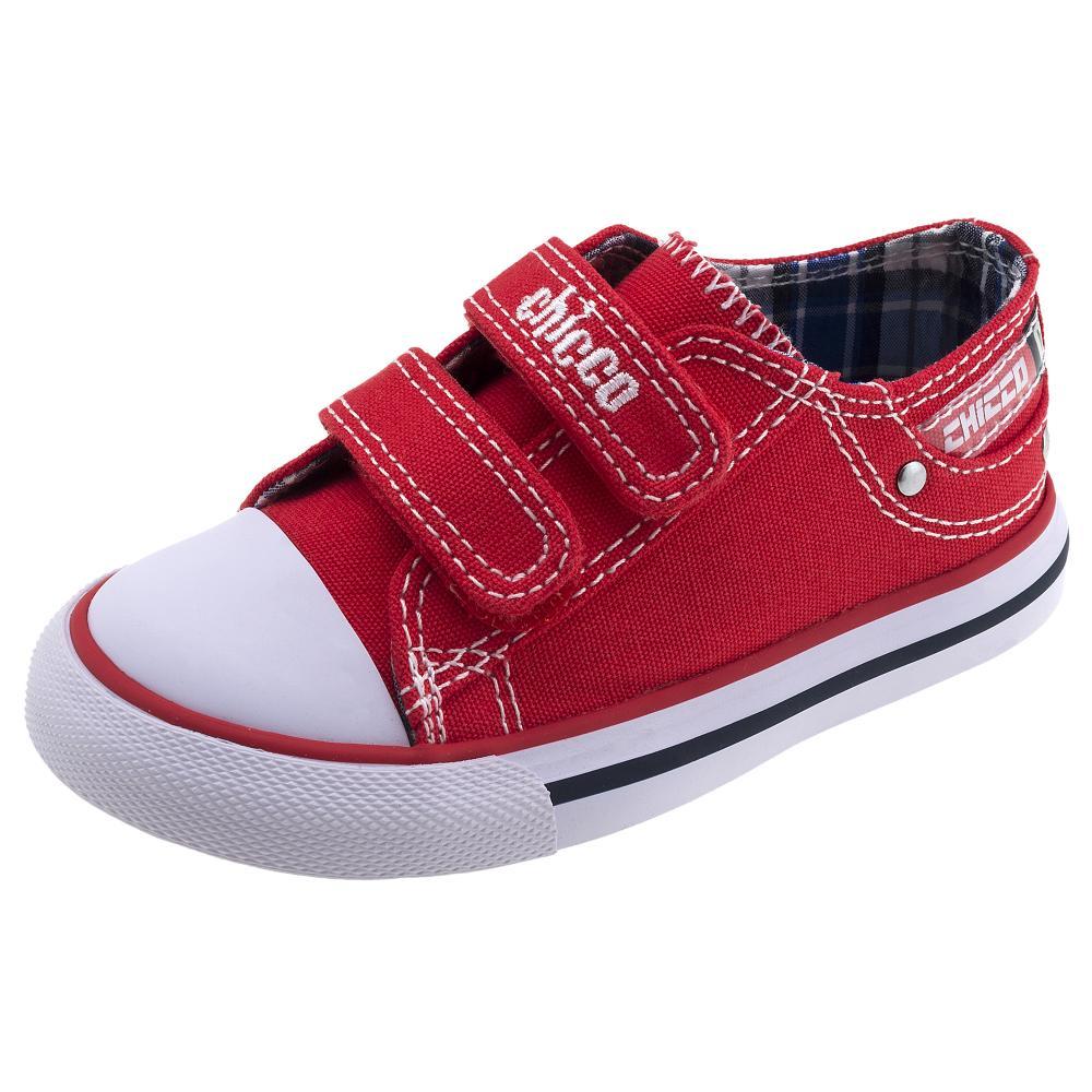 pantof sport copii chicco, rosu