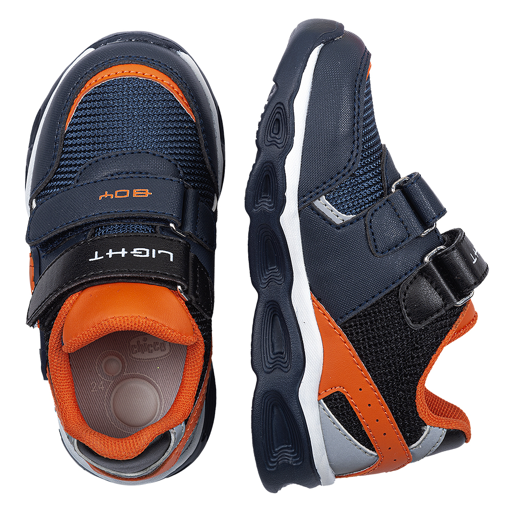 Pantof sport copii Chicco Cetal textil cu