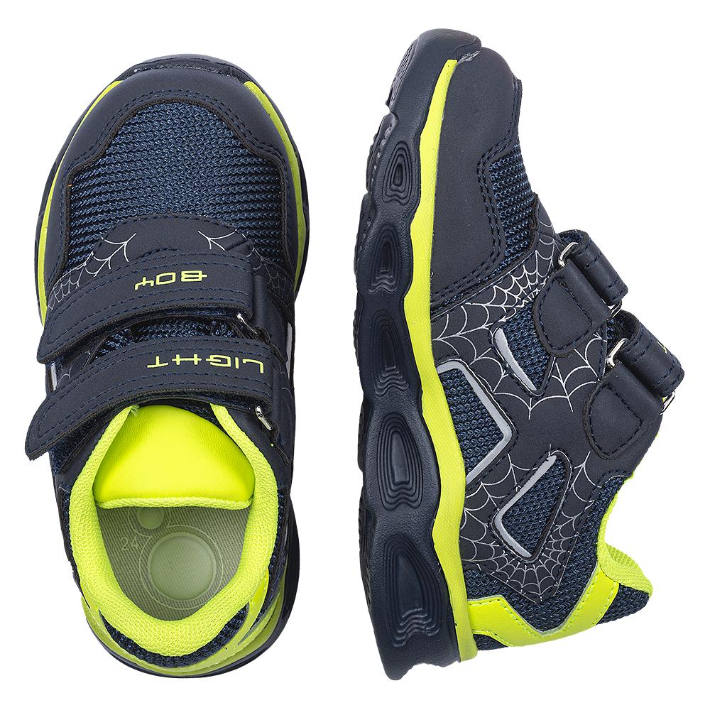 Pantof sport copii Chicco Chiro, 66110-61P, bleumarin