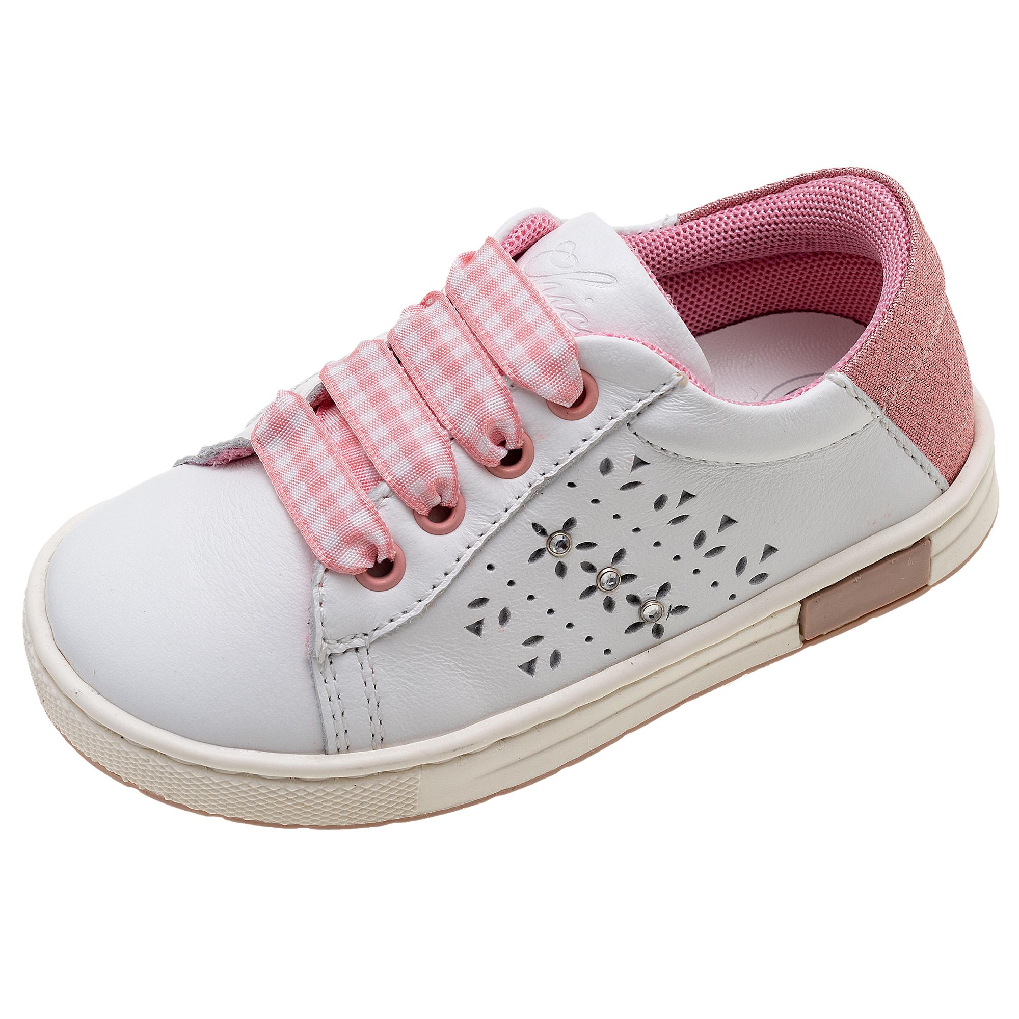 Chicco Pantof sport copii Chicco Claretta alb 32