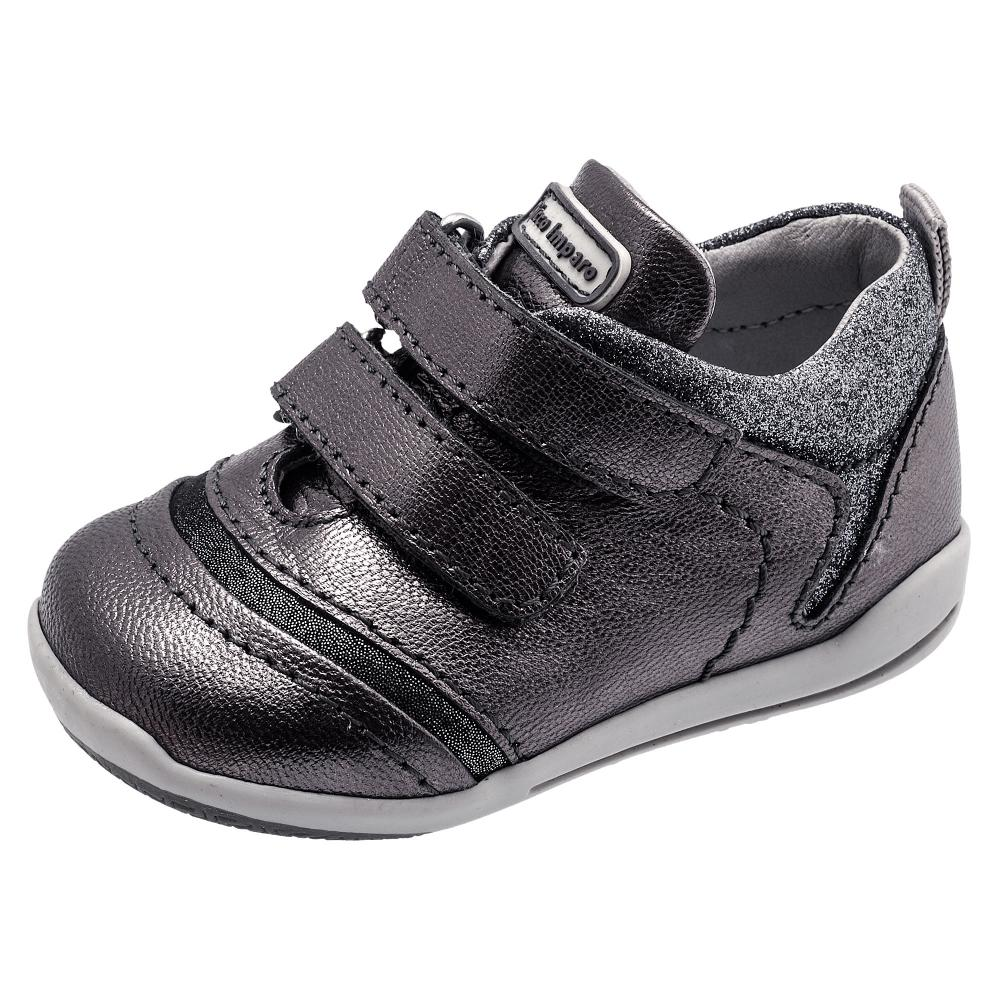 Pantof sport copii Chicco, argintiu cu bronz