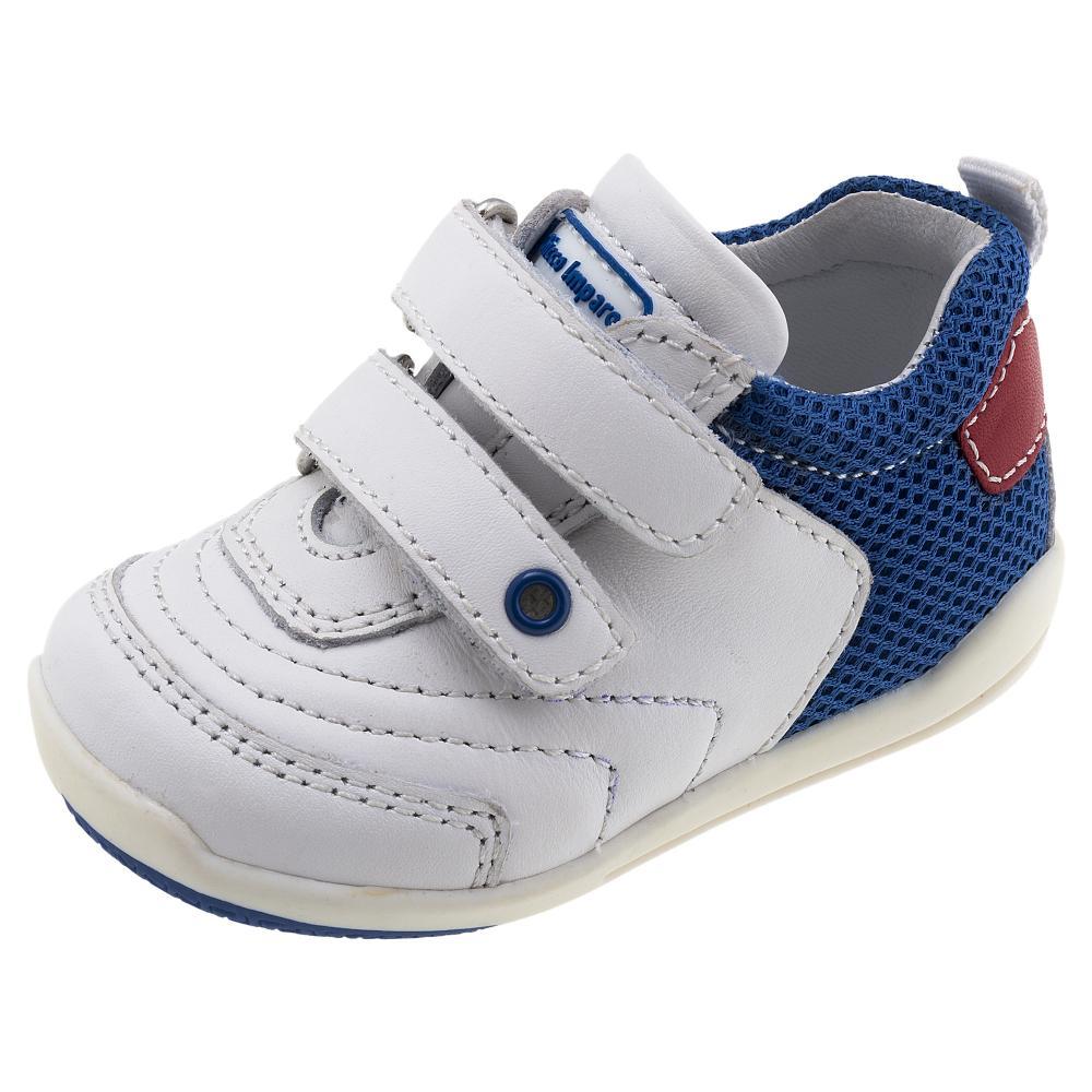 Pantof Sport Chicco, Albastru Si Rosu imagine