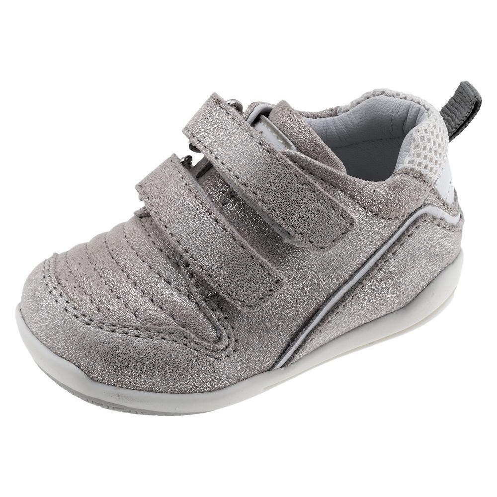 Pantof sport copii Chicco, bej-argintiu din categoria Pantofi sport copii