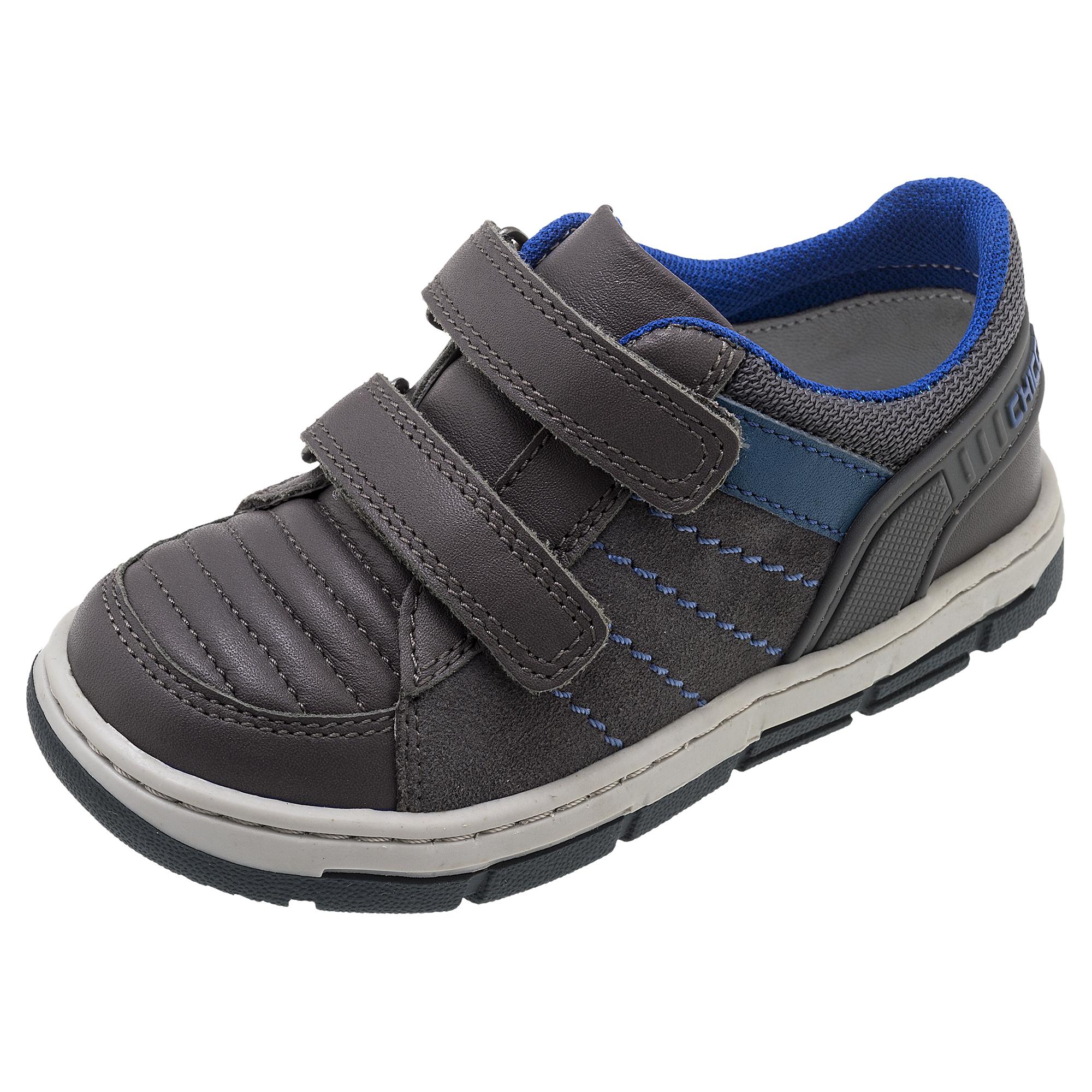 Pantof sport copii Chicco, gri inchis