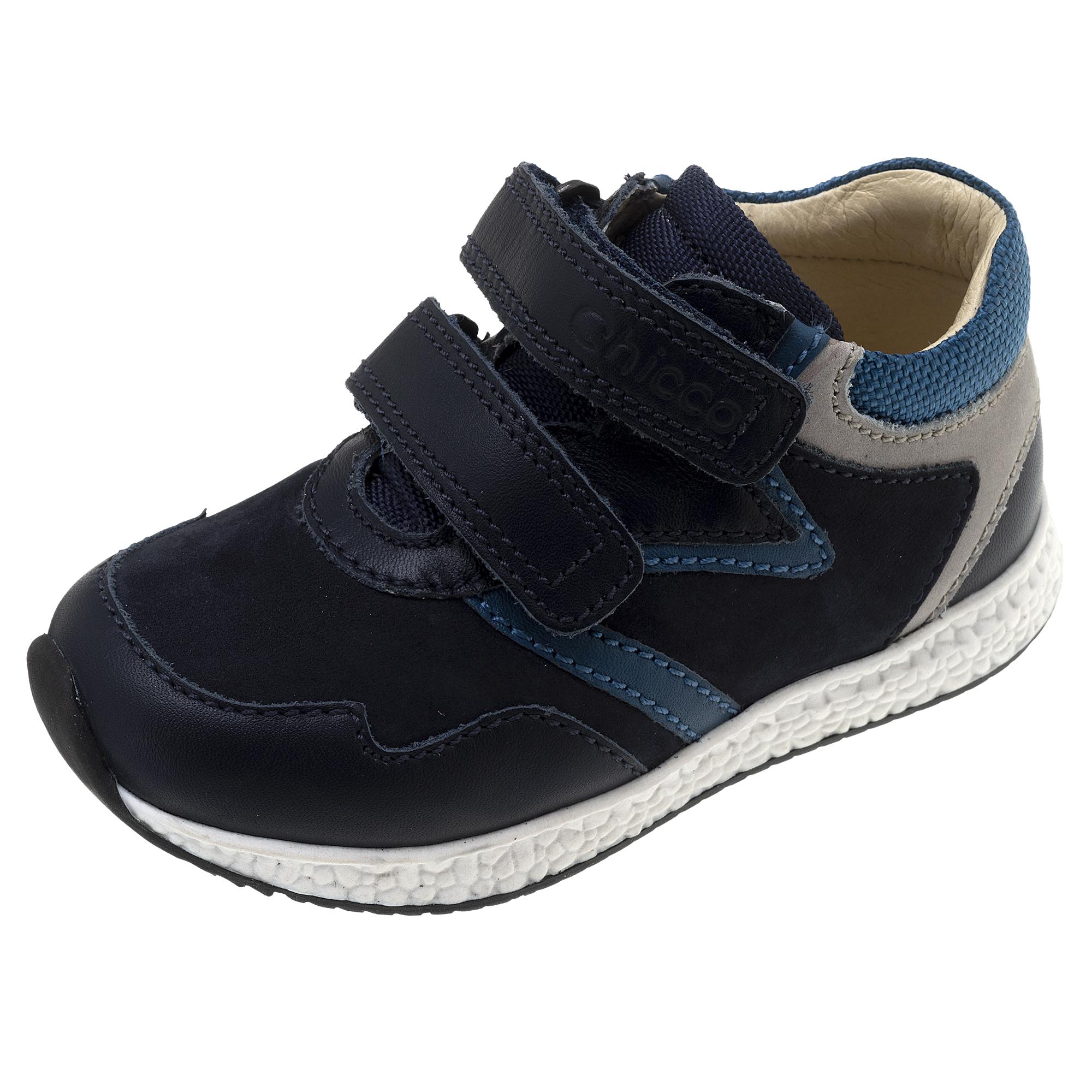 Pantofi sport copii Chicco, piele naturala, 62609